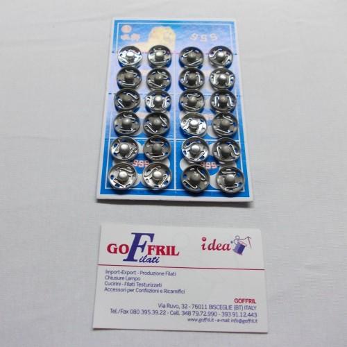 bottoni ottone nikel mis 4