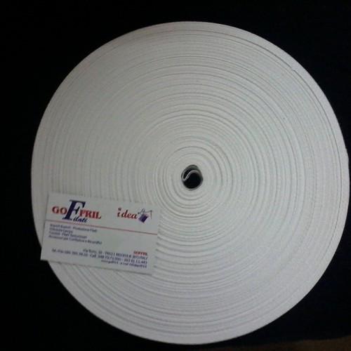 fettuccia spinata in cotone 100mt