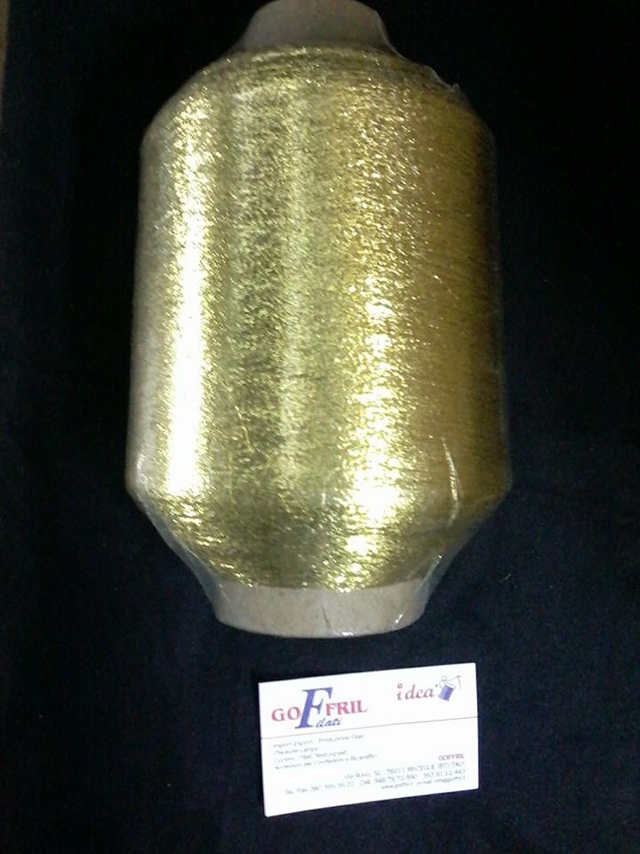 Filato Lamè Oro Argento 125g