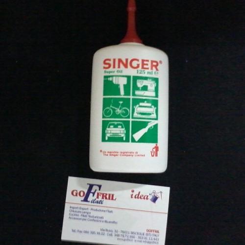 olio singer